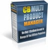 Thumbnail CB Multi Product Manager with Master Resale Rights