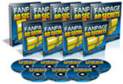 Fanpage Ad Secrets Video Series with Master Resale Rights
