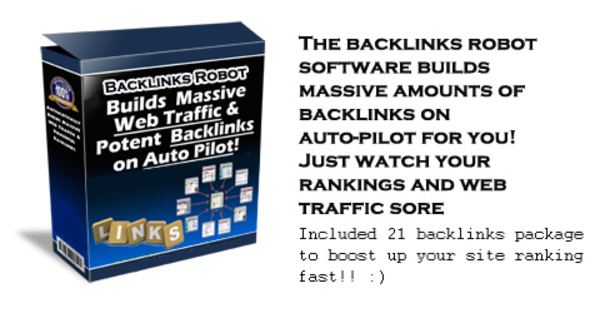 Product picture Brand *New* Backlinks Creator - #1 Ranking in Google Fast!!