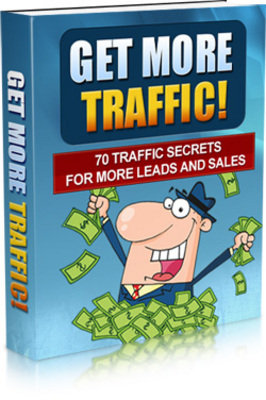 Product picture Get More Traffic with Master Resell Right