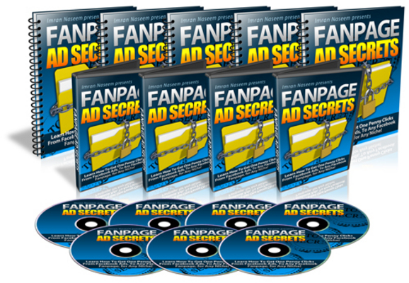 Product picture Fanpage Ad Secrets Video Series with Master Resale Rights