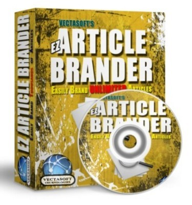 Product picture Ez Article Brander And 800 Bonus Article, MRR Include
