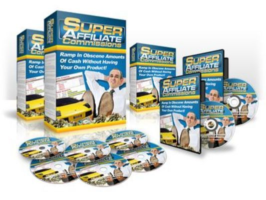 Product picture Super Affiliate Commissions