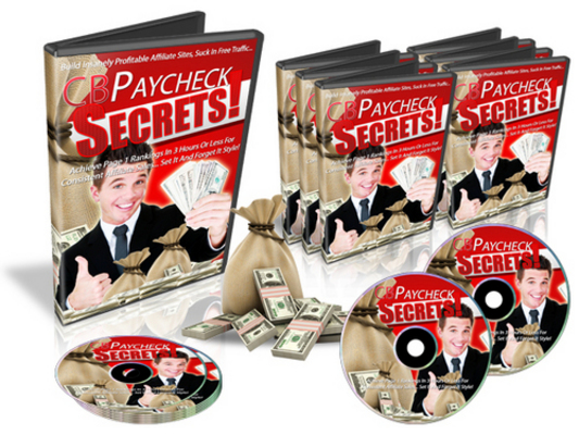 Product picture CB Paycheck Secrets