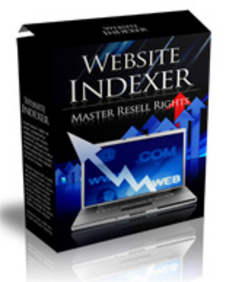 Product picture Website Indexer - ping over 100 high quality backlinks!!
