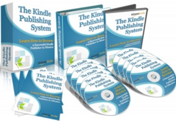 Product picture Kindle Publishing System