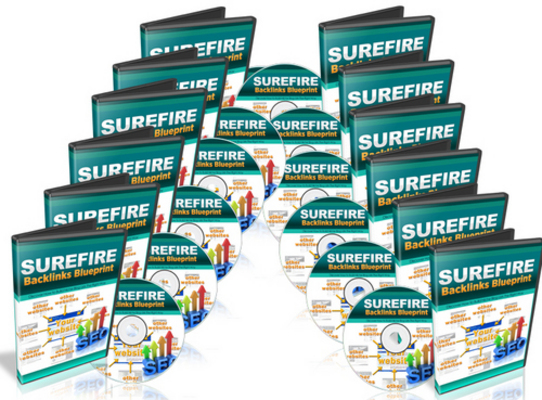 Product picture Surefire Backlinks Blueprint Video Tutorials