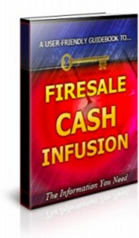 Product picture Firesale Cash Infusion - PLR